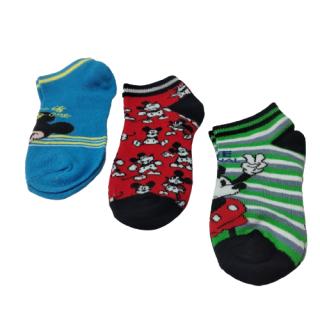 Set de medias para niños Mickey Mouse