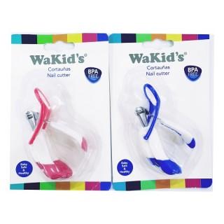 Corta Uñas con Lupa marca Wakids