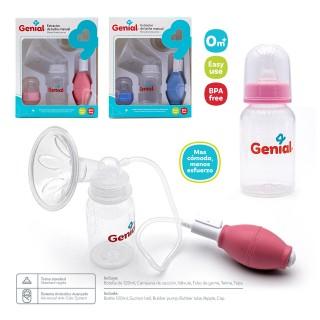Extractor leche manual marca Genial