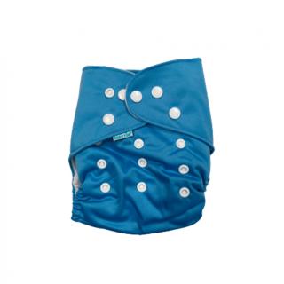 Pañal Ecológico Ecopañal Unicolor + absorvente