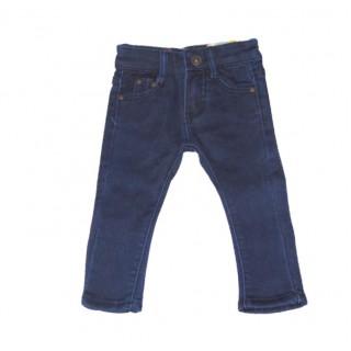 Pantalón de mezclilla azul meses