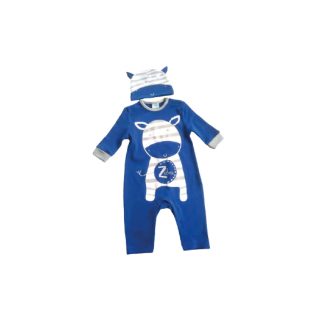 Pijama cebra marca Kobytin