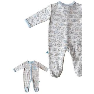 Pijama entera niño kobytin