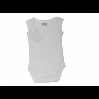Body para bebé niño blanco
