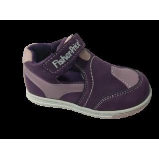 Zapato para niña Fisher-Price Morado