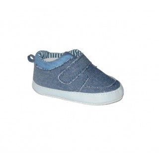Tenis jeans oscuro