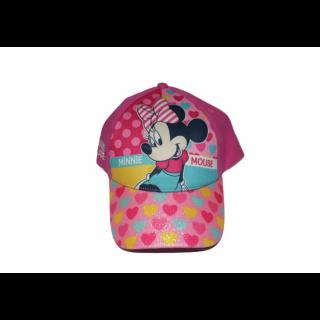 Gorra de Minnie corazones