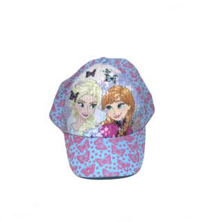 Gorra para niña de mariposas Frozen