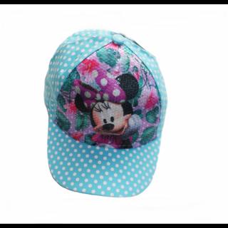 Gorra para niña de minnie mouse