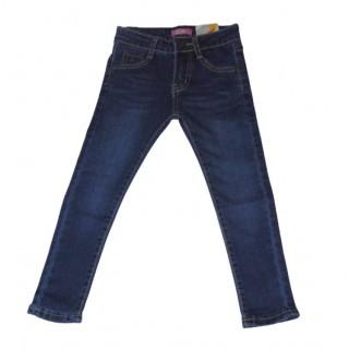 Pantalón  mezclilla azul años