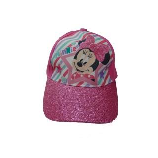 Gorra para niña Minnie Mouse