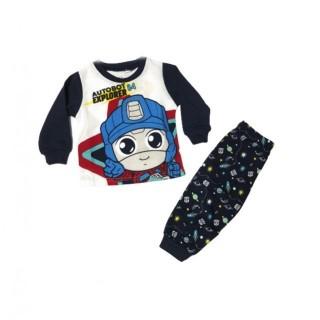 Pijama para bebé Autobot Explorer