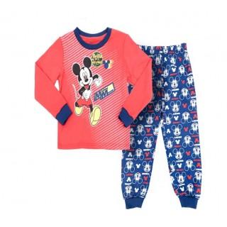 Pijama manga larga run Mickey