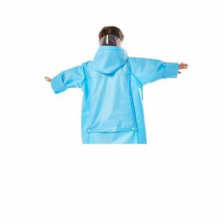 Capa lluvia con almacenamiento para mochila