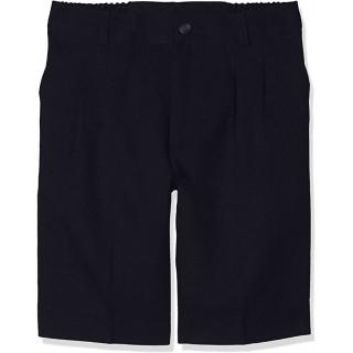 Pantalon corto con/sin elastico escolar niño KLASS
