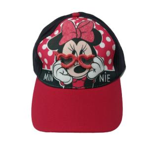 Gorra para niña Minnie Mouse Lentes