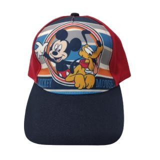 Gorra para niño Mickey Mouse y Pluto