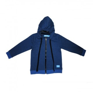 Sweater azul rey