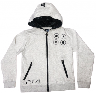 Sweater Gris claro Play Station